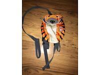 Tiger trespass bag