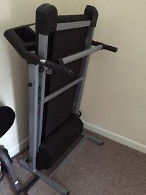 professional standard york treadmill