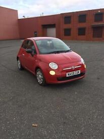 Fiat 500 low mileage cheap car £2250