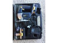 Jigsaw , drywall auto feeder screwgun, makita drill