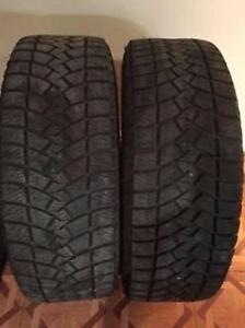 255/55R18Toyo A24 All Season 2 used tires, 80% tread left, Free Installation&Balance