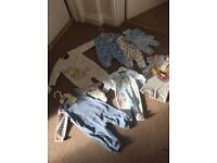 Newborn to 6 month old NWT Baby Boy Clothe