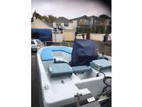 Dell quay Eurosport dory boat