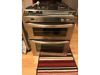 Gas oven with grill & separate gas hob £50 for both