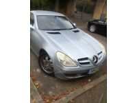 Very good car SLK Mercedes