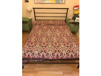 Double bed and mattress sell