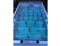 Football table pub style