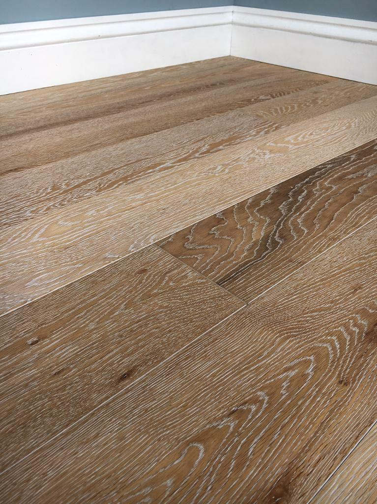 Cheap 148x14mm engineered oak smoked,brushed and uv oiled wood flooringin County AntrimGumtree - 148x14mm engineered oak smoked,brushed and white oiled Was £32.99m2Now £27.99m2My Floors And Doors. Com
