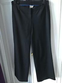 Size 10 extra long maternity trousers from Next
