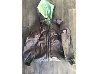 Junior boys stone island heat reactive jacket £50 size 140