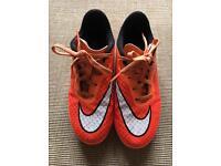 Nike hyper venom junior football boots