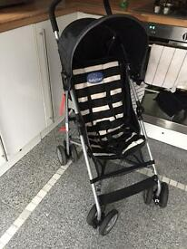 Baby's pram only used on hols. £15