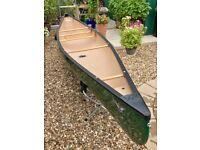 Nova Craft Fox 14 Canoe - Tuff Stuff