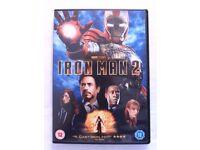 Iron Man 2 (Film DVD)