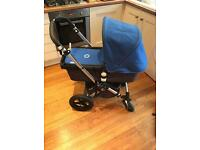Bugaboo Cameleon with extras.