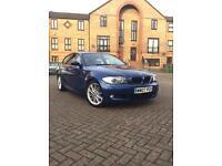 BMW 120d M Sport HPI clear 12months mot cheap diesel msport top spec