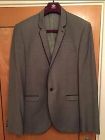 Tailored Men's Suit - Grey (Next)