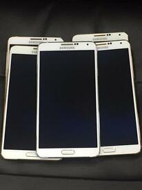 Samsung galaxy note3 immaculate condition unlocked
