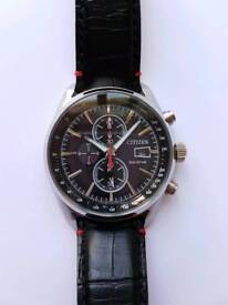 Citizen Eco-Drive Chronograph Watch - RRP £130