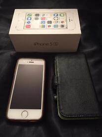 iPhone 5s Gold/White 16gb
