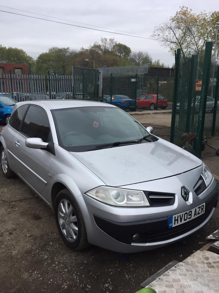 2009 Renault Megane diesel cheap car £750