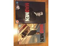 Mad men Dvd box set complete collection