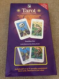 Tarot Cards and Book