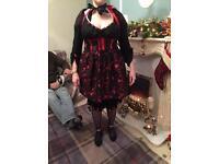Bavarian / Oktoberfest / Burlesque Costume