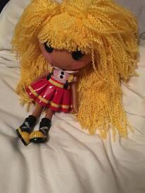 Lala Loopsy yellow hair doll - immaculat