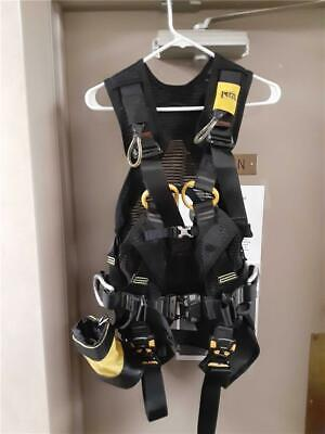 Petzl Volt Lt Tower Climbing Safety Harness Size 0 Clean Condition