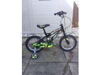 Ben 10 kids bike