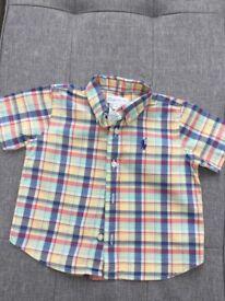 Ralph Lauren summer shirt