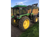 just serviced Tractor