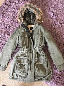 WOMENS NEXT COAT SIZE 12