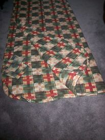 Large thick comforter as new 7tftx 6ft 3ins