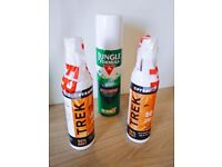 NEW Mosquito / Insect Repellents (Jungle Formula, Pyramid Trek, M&S, Lifesystems)