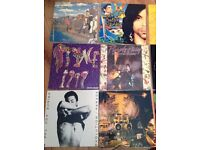Prince vinyl collection