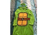 Men's Ninja Turtle Onesie