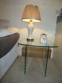 DFS Coffee and Side Table