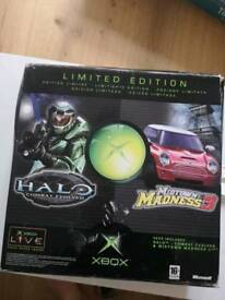 X box limited edition