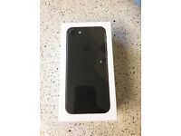 Brand New iPhone 7 32GB Black Unlocked Sealed