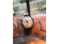 Vintage military watch