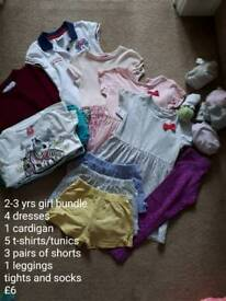 2-3 years girl bundle