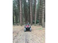 Honda farm quad atv wanted