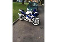 Yamaha r6 mint condition may px nice car