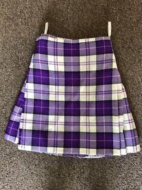 Purple Menzies kilt outfit £350