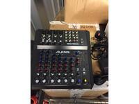 Alesis multimix 8usbfx mixer
