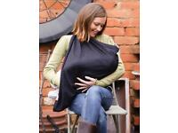 Breastfeeding scarf - never used