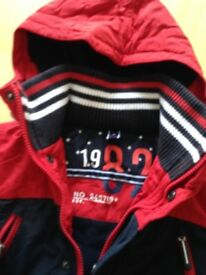 Boys cosy jacket ( Approx 5 - 6yrs)