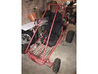Manco Dingo Buggy Honda GX 390